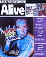 Jade Esteban Estrada on the cover of Columbus Alive