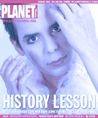 Jade Esteban Estrada on the cover of Planet Weekly