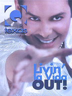 Jade Esteban Estrada on the cover of Q Texas
